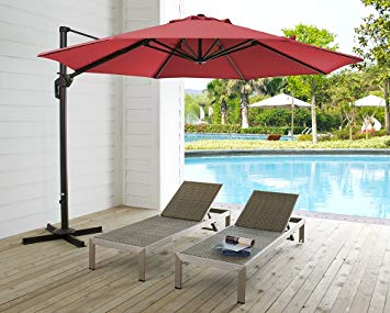 Cantilever Patio Umbrella  34
