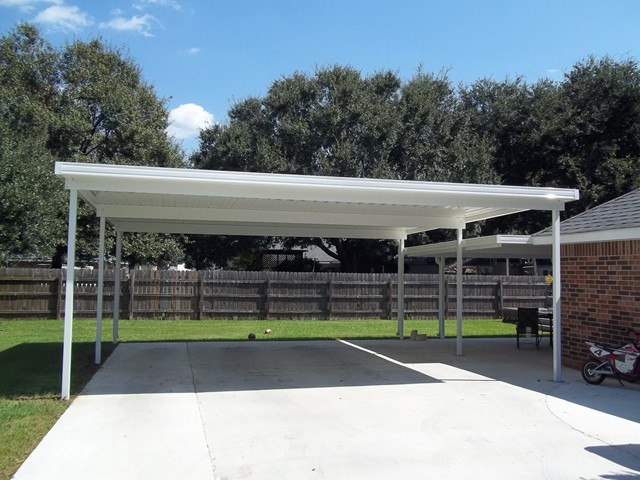 Stylish carport covers for your home