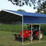 Carport Kits to safely store your vehicle