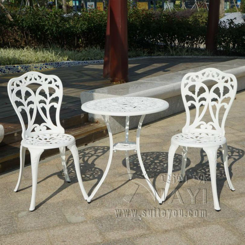 Cast Aluminium patio  04