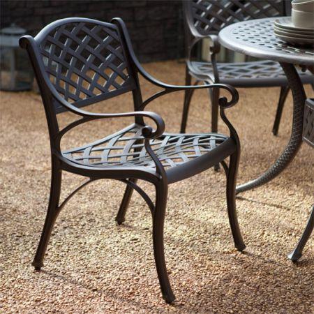 Cast Aluminium patio  07