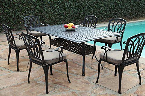 Cast Aluminium patio  85