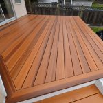 Cedar decking are easy to use and manage