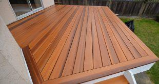 Cedar decking  01