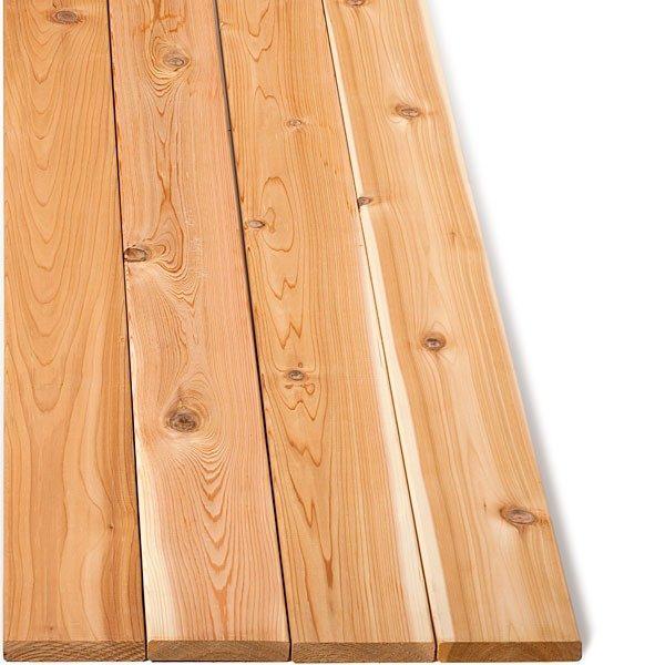 Cedar decking  04