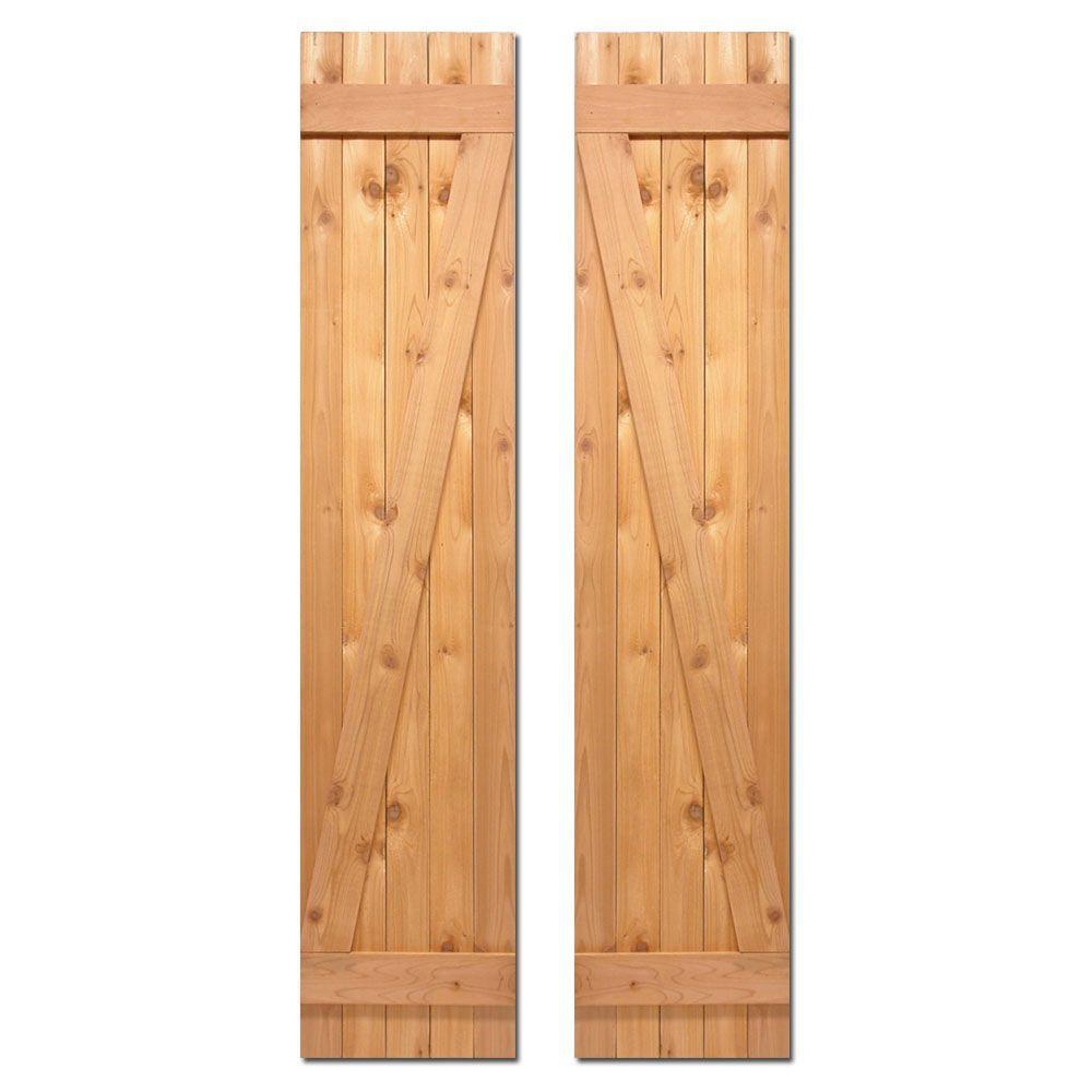 cedar shutters 75