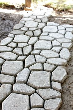 Cement pavers  56