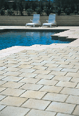 Cement pavers  63