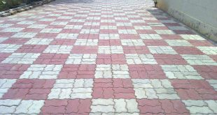 Cement pavers  76