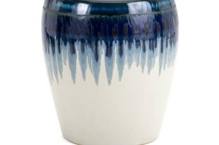 Ceramic Garden Stool  15