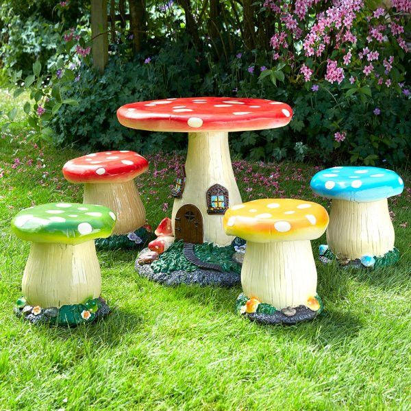 Childrens Outdoor Furniture For Your