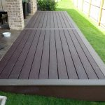 Composite decking for a classy look