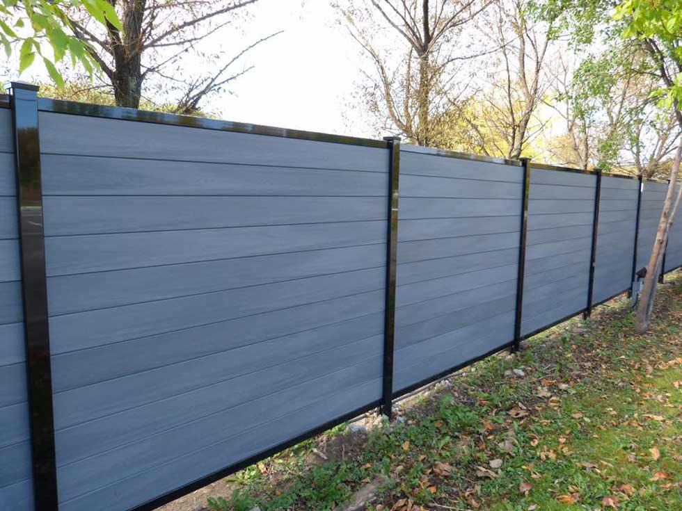 Composite Fencing  34