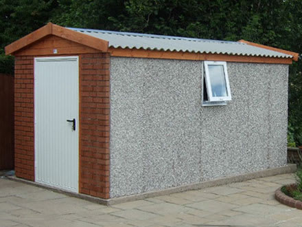 Concrete sheds  49