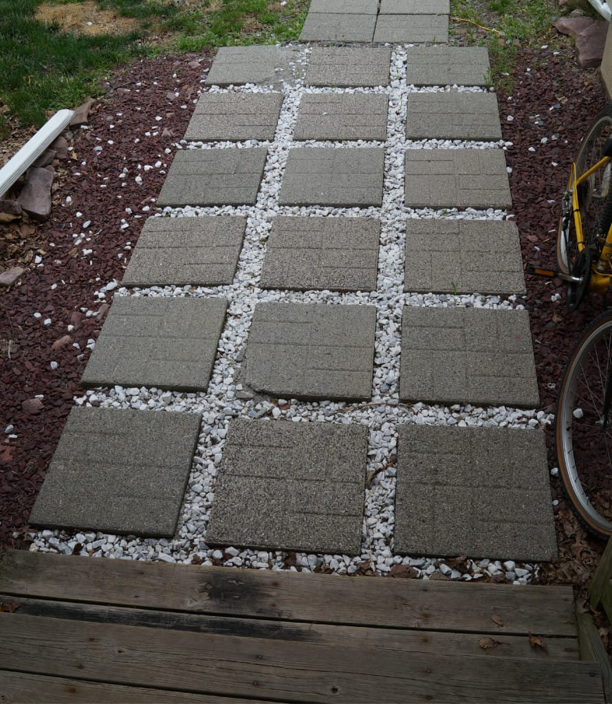 Concrete Stepping Stones  69