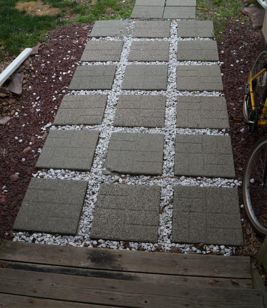 Concrete Stepping Stones  69