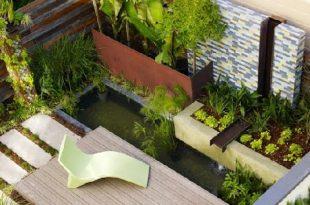 contemporary garden design  12