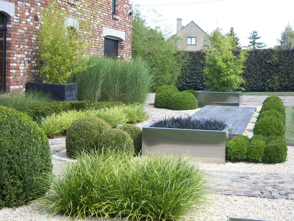 contemporary garden design  63