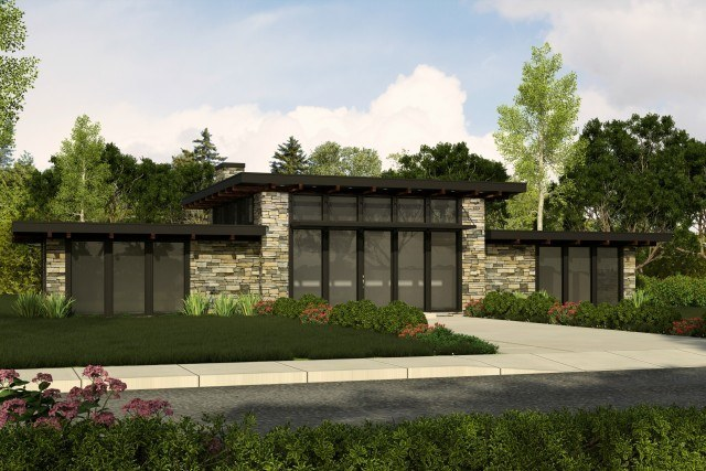 contemporary home plans  61