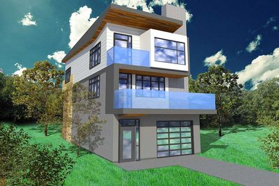 The finest contemporary home plans