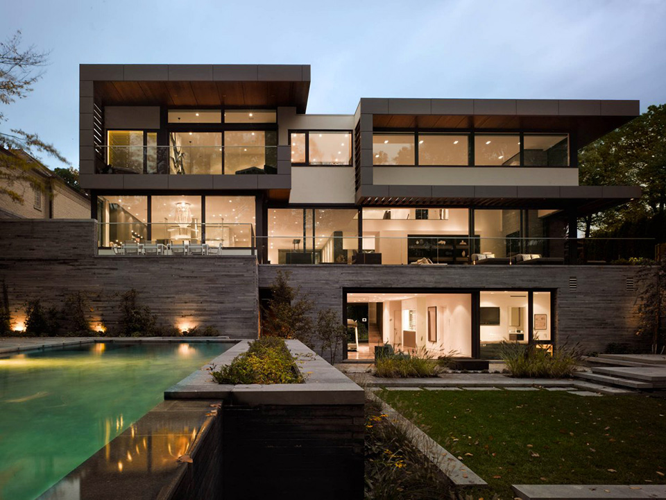Contemporary homes  24