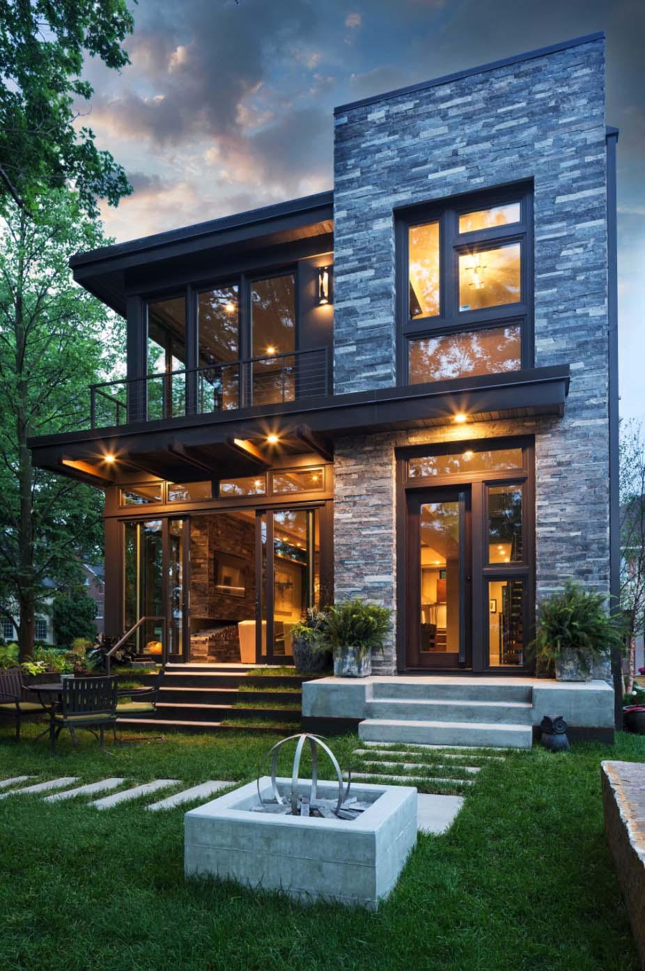 Contemporary homes  47