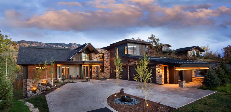 Contemporary homes  80