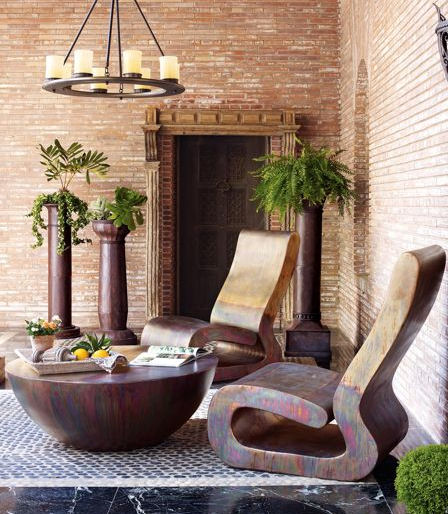 contemporary outdoor furniture  89