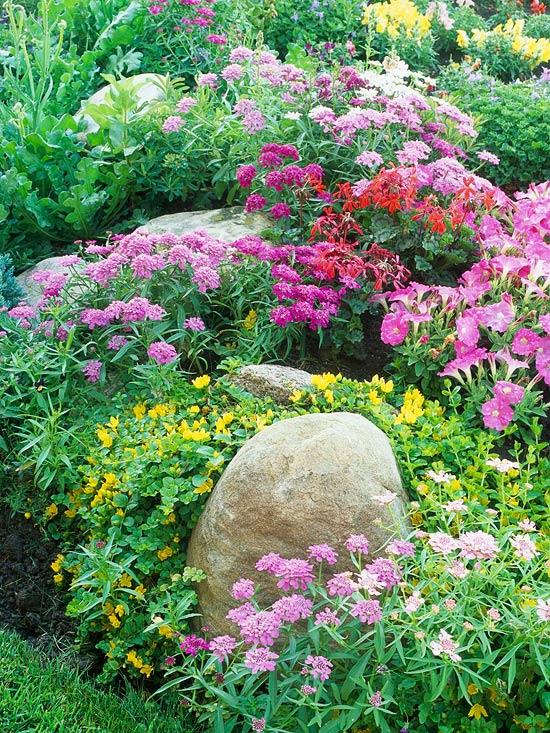 cottage garden designs  25