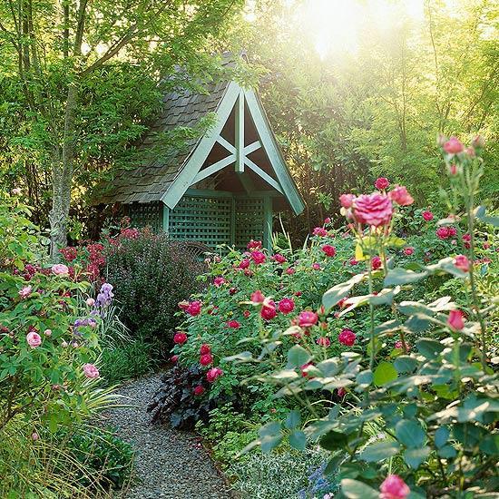 Cottage Garden Ideas  64