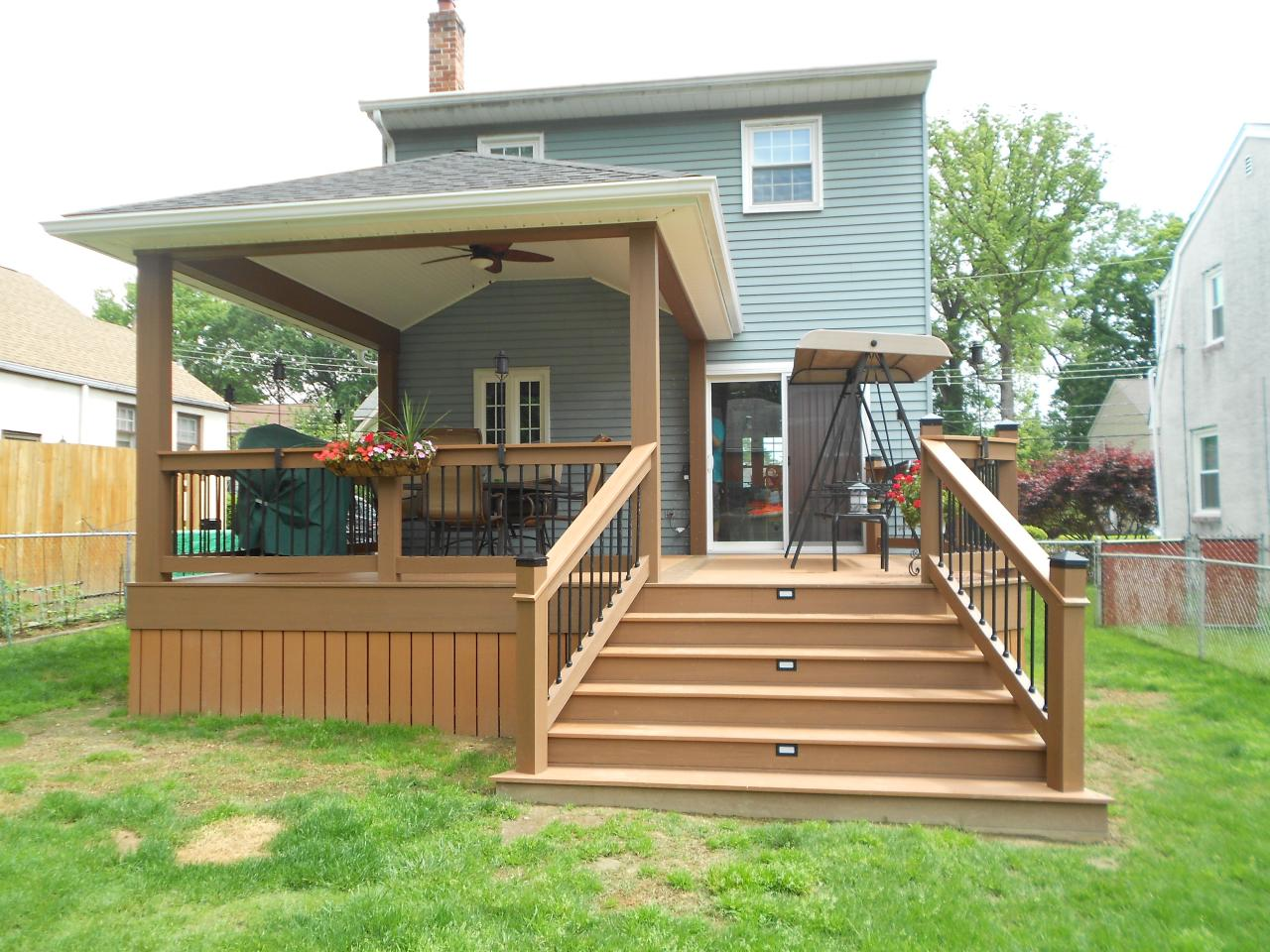 covered deck  27