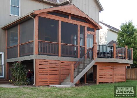 covered deck  46
