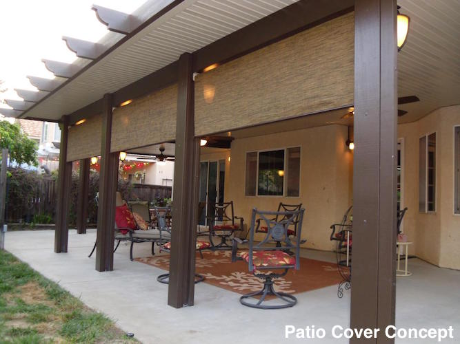 Covered patios  62
