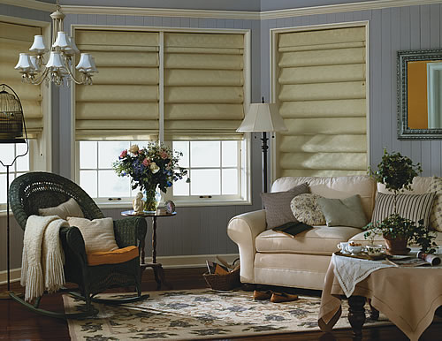 Custom Shades Are Available in Varity of Style and Designs