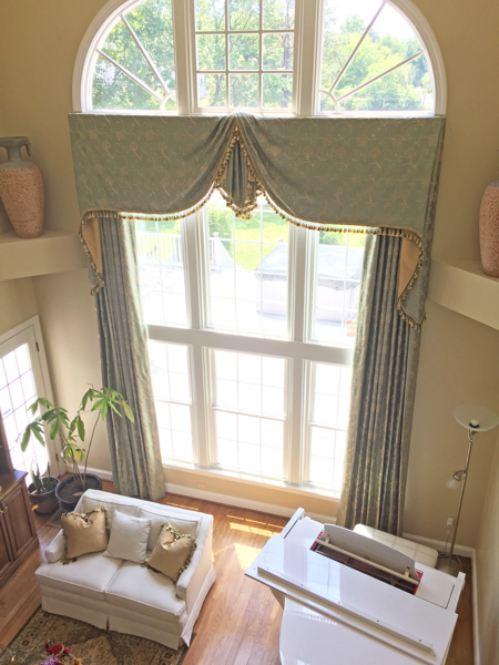 custom window treatments  93