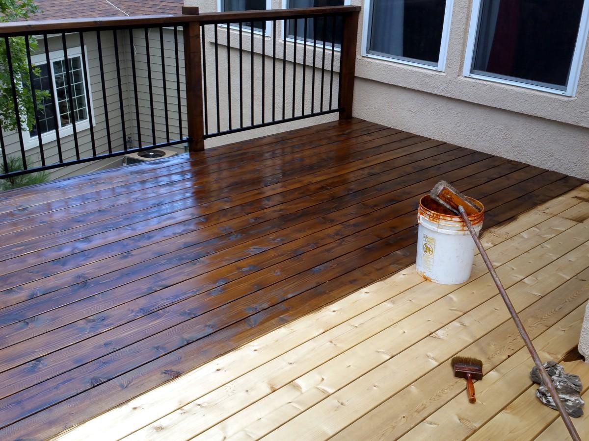 Deck colors 82