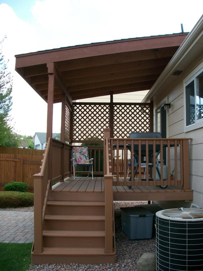 Deck Cover  21