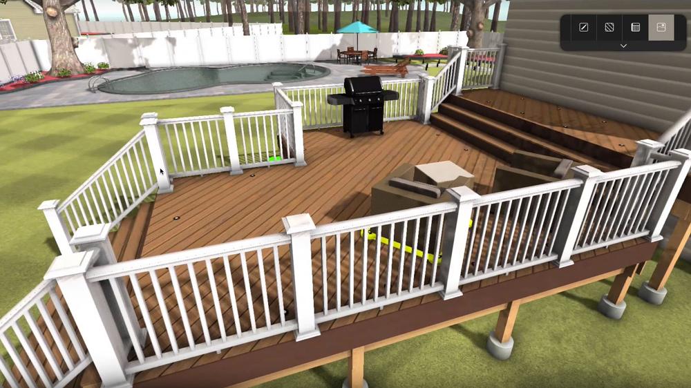 Deck design  38