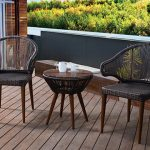 Reveal exact beauty of the space with different deck furniture ideas