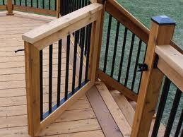 Deck Gates  54