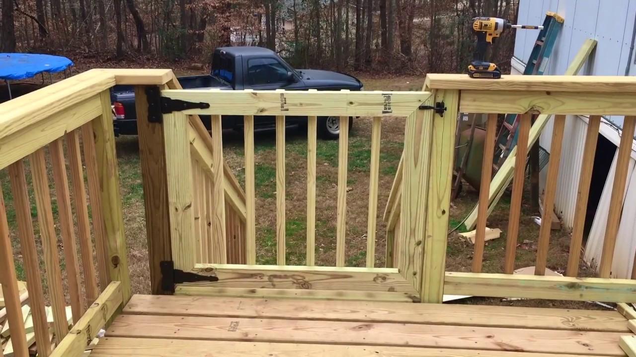 Deck Gates  56