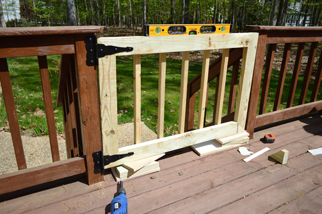 Deck Gates  64