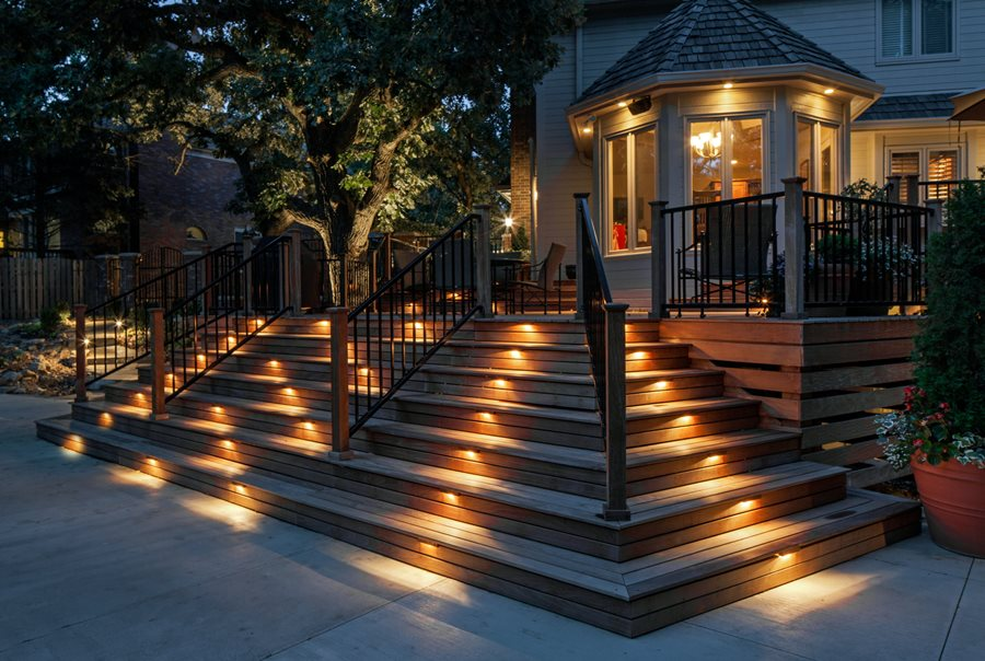 deck lighting  90