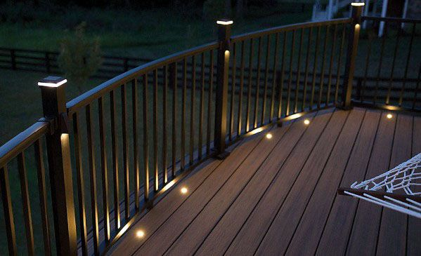 deck lighting ideas  36