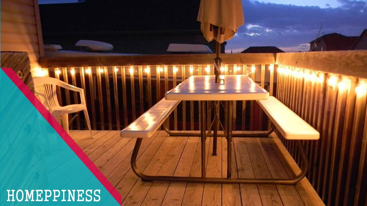 deck lighting ideas  42
