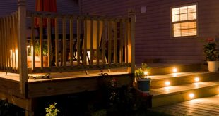 deck lighting ideas  94