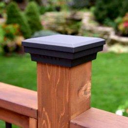 Deck post caps  09