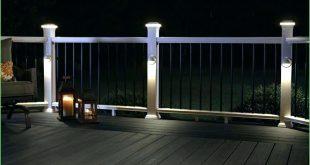 Deck Post Lights 09