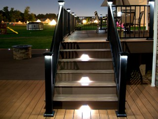 Deck Post Lights  45