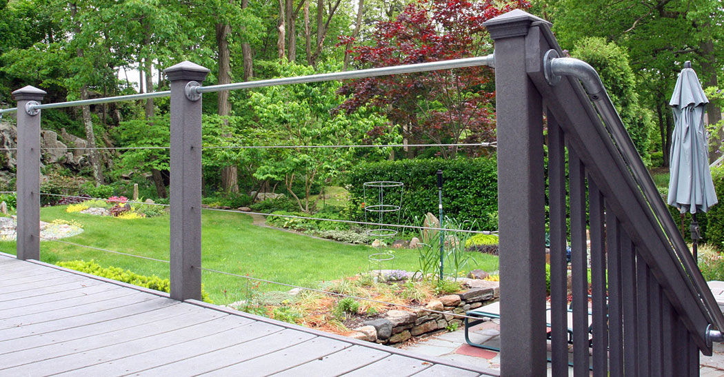 Deck railing ideas  01